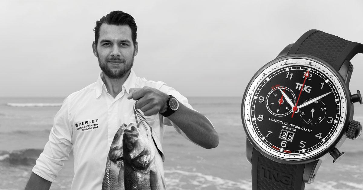 Jonathan Zandbergen TNG Watches