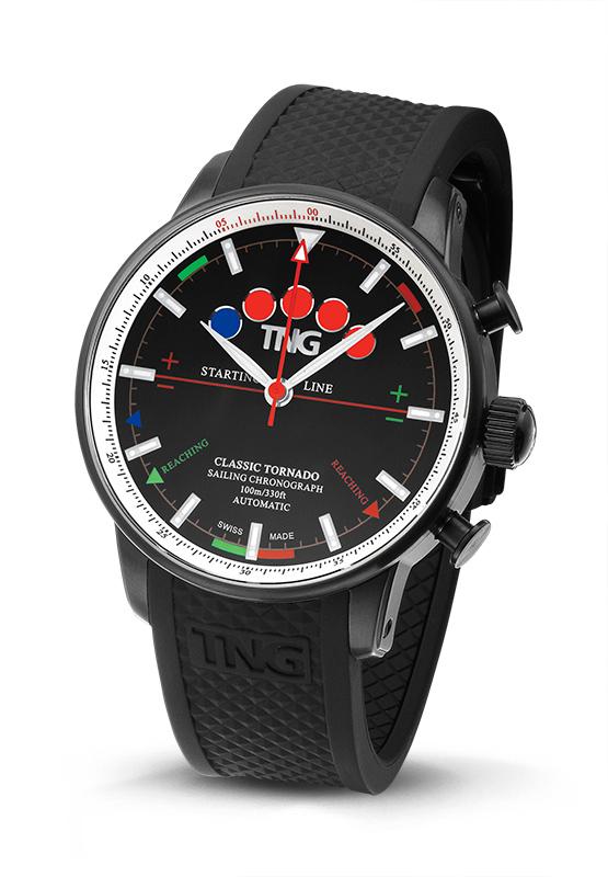 Classic Tornado Sailing Chronograph - TNG 10151D