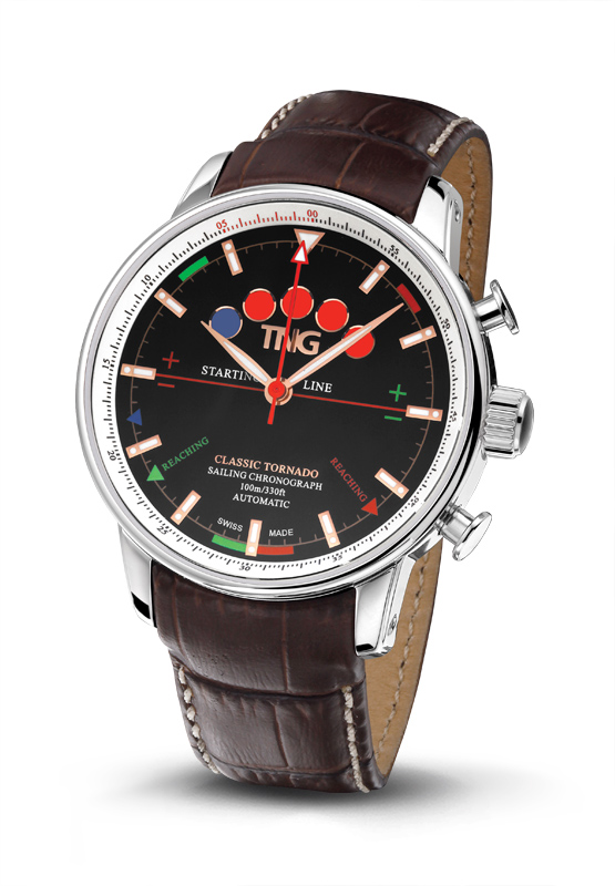 Classic Tornado Sailing Chronograph - TNG 10151E