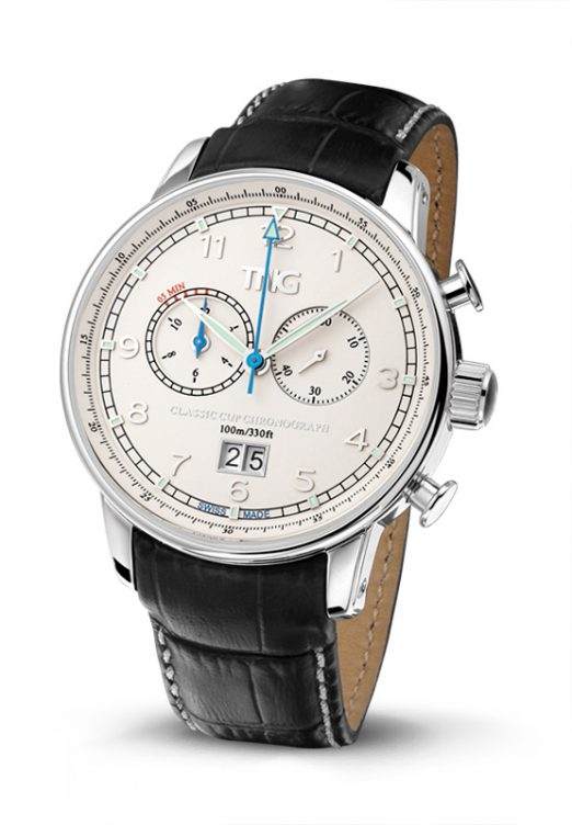 Classic Cup Chronograph - TNG10155A