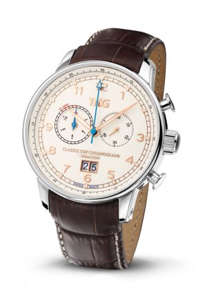 Classic Cup Chronograph - TNG10155C