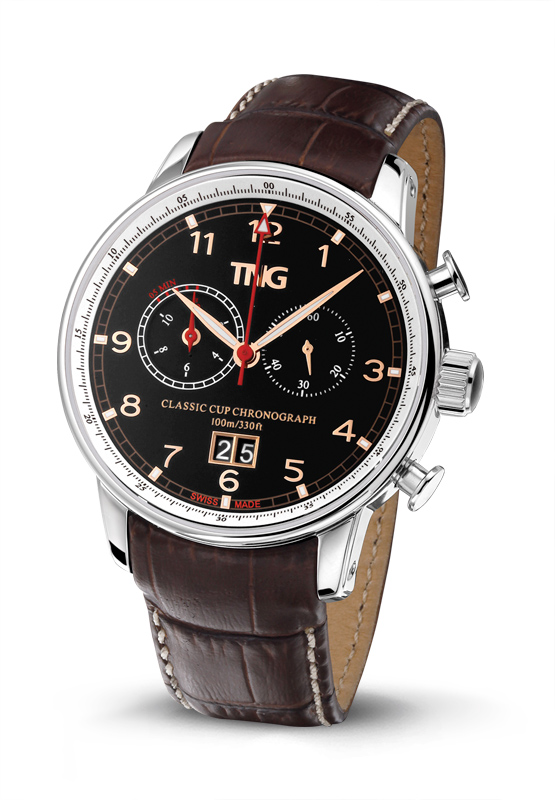 Classic Cup Chronograph - TNG10155E