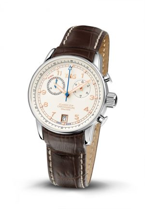 Classic Cup Chronograph Lady - TNG10156C