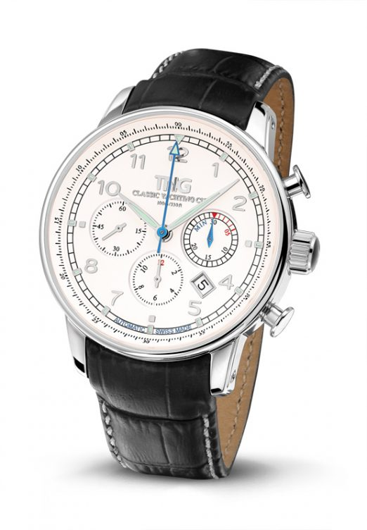 Classic Yachting Cup Automatic Chronograph - TNG10159A