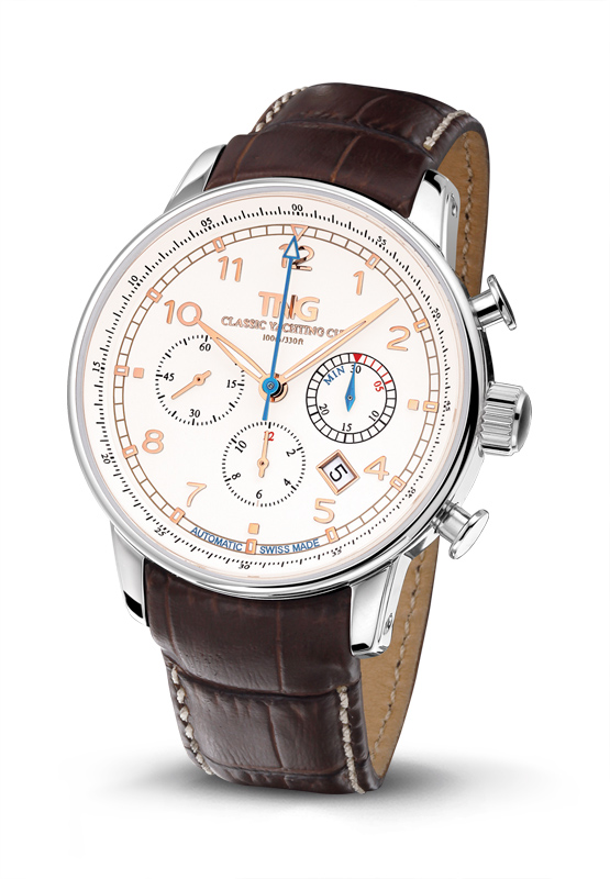 Classic Yachting Cup Automatic Chronograph - TNG10159C