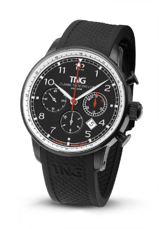 Classic Yachting Cup Automatic Chronograph - TNG10159D