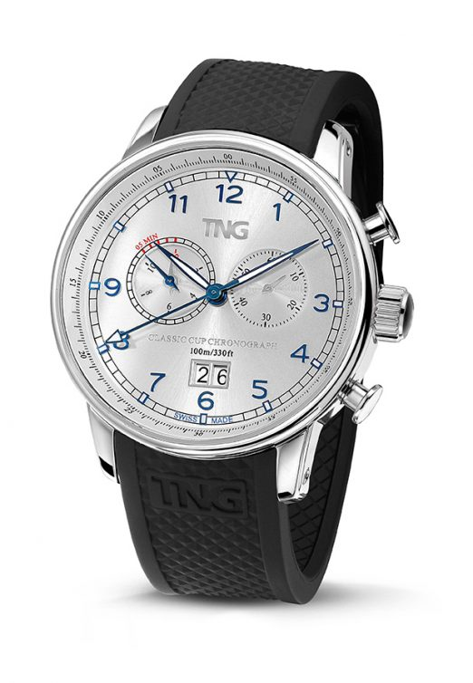 Classic Cup Chronograph - TNG10155F