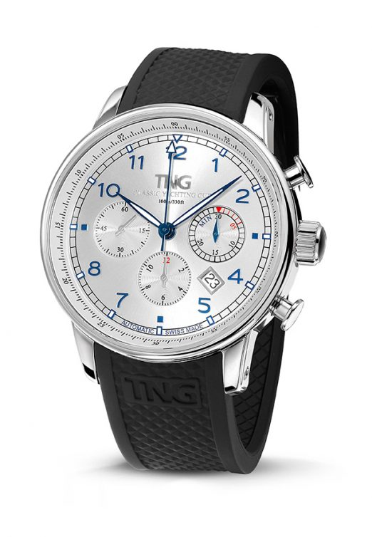 Classic Yachting Cup Automatic Chronograph - TNG10159F