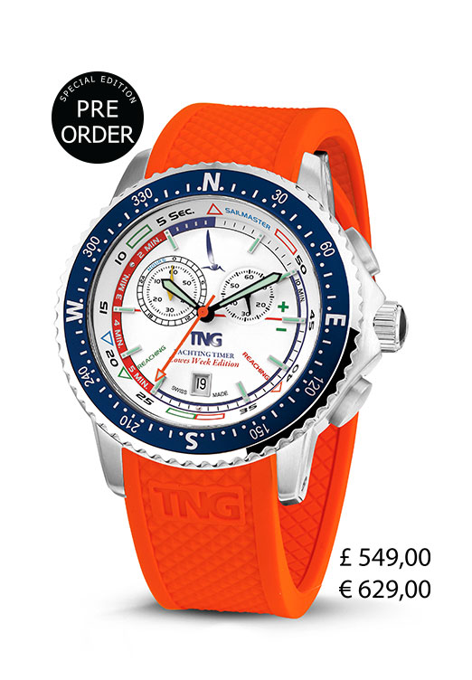 TNG Sailmaster Cowes Week Limited Edition CW10121C