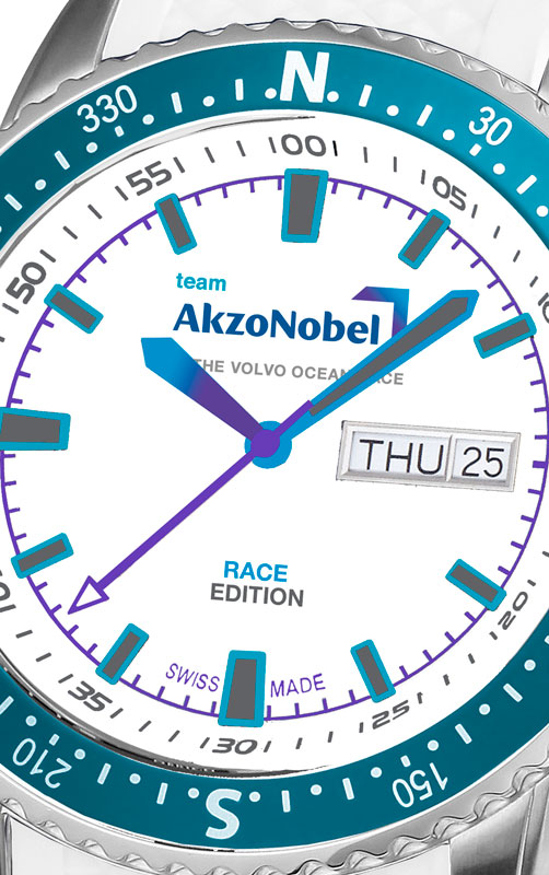 TNG Team AkzoNobel Limited Edition Watch Collection TAN10145LT
